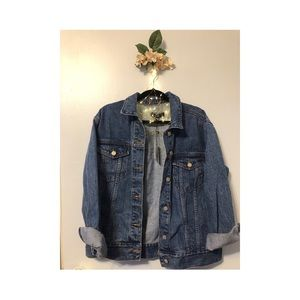 Misguided denim jacket